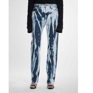NWT Helmut Lang 97 Bleacher Jeans Size 26